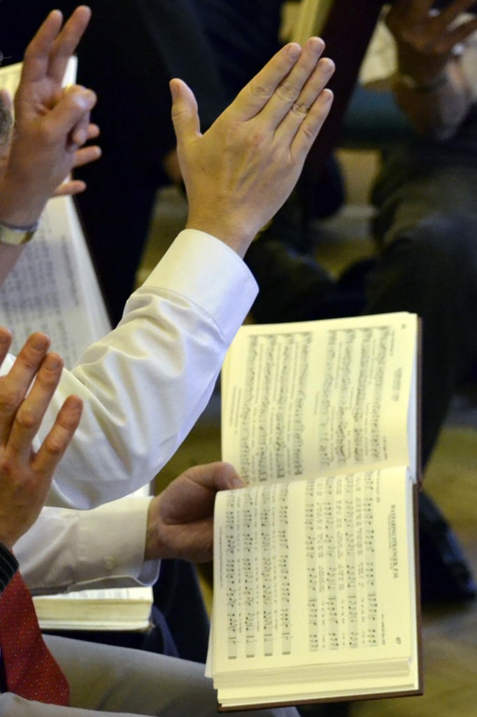 UK Sacred Harp Convention 2011